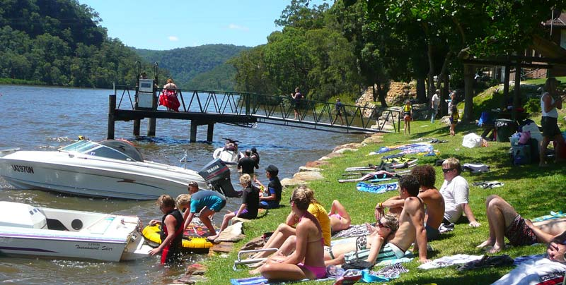 Hawkesbury River Ski Park