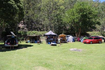 Hawkesbury River Camping
