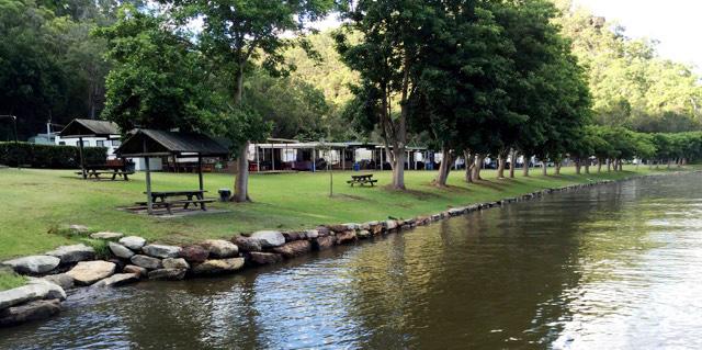 Hawkesbury River Holiday Park